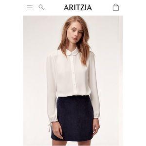 Aritzia- Sunday's Best Moll Blouse